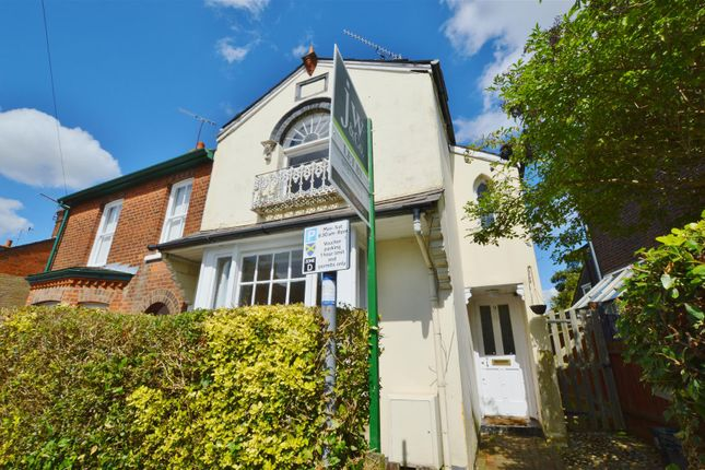 Thumbnail Semi-detached house to rent in Ashwell Street, St.Albans