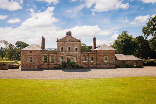 Thumbnail Country house for sale in Mossknowe House, Near Gretna Green, Dumfries & Galloway