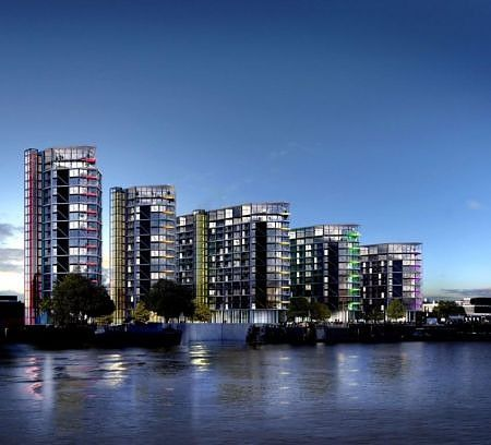 Thumbnail Flat for sale in (D1.7.101), Nine Elms Lane, Vauxhall