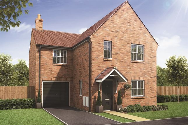 "Thumbnail Detached house for sale in ""The Hawthorne"" at Penny Pot Gardens, Killinghall, Harrogate"