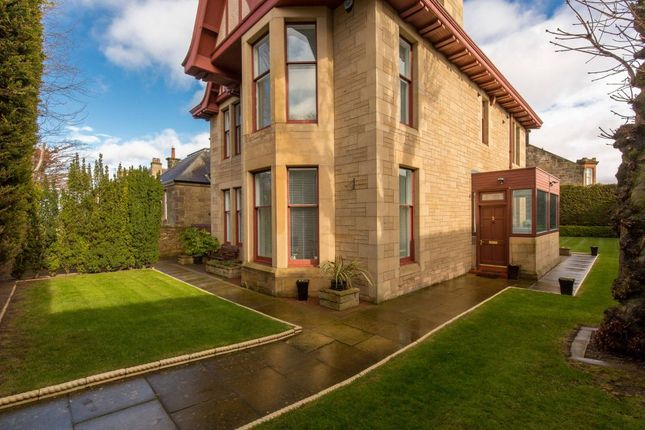 Thumbnail Detached house for sale in Ormelie Villa, 2 Brunstane Road North, Edinburgh