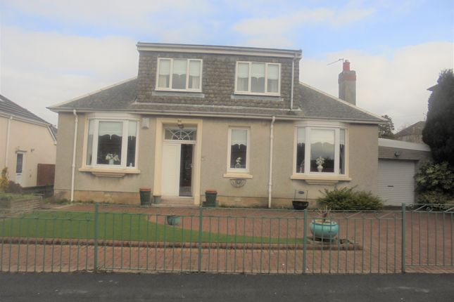 Thumbnail Detached bungalow for sale in Mossneuk Park, Wishaw