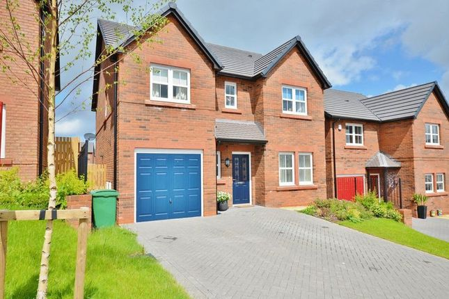 4 bed detached house for sale in St. Mungos Close, Dearham, Maryport
