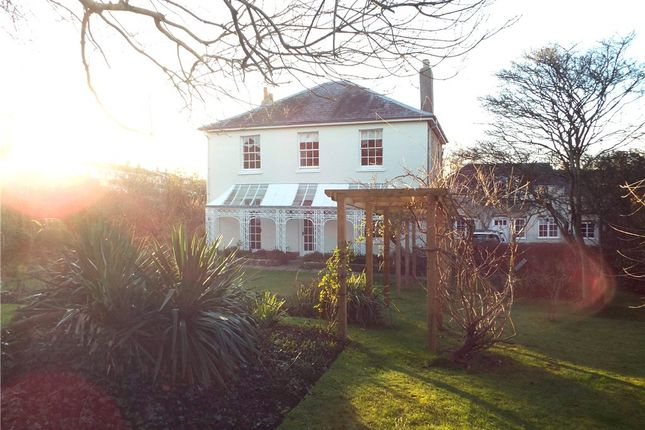 Thumbnail Detached house for sale in Little Vearse, Magdalen Lane, Bridport, Dorset