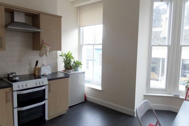 Thumbnail Flat to rent in 6 Chalybeate Street, Aberystwyth