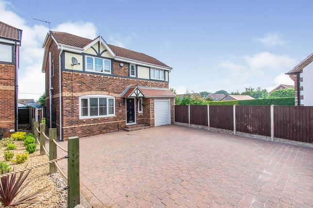 Thumbnail Detached house for sale in Granby Court, Armthorpe, Doncaster