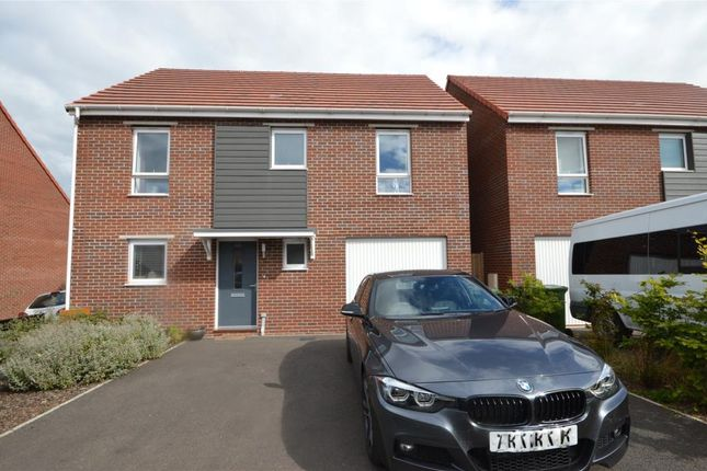 Thumbnail Detached house for sale in Staddle Stone Road, Exeter, Devon