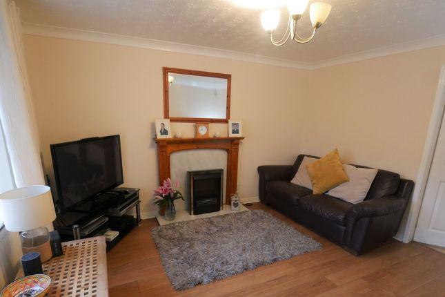 Front Lounge of Brambling Park, Halewood, Liverpool L26