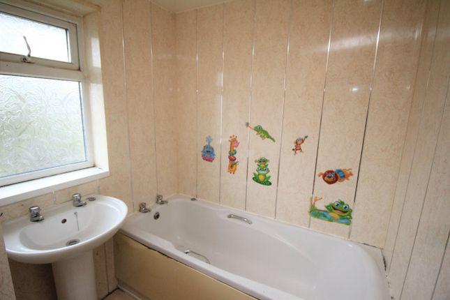 Bathroom of Ravensdale Grove, Blyth, Northumberland NE24