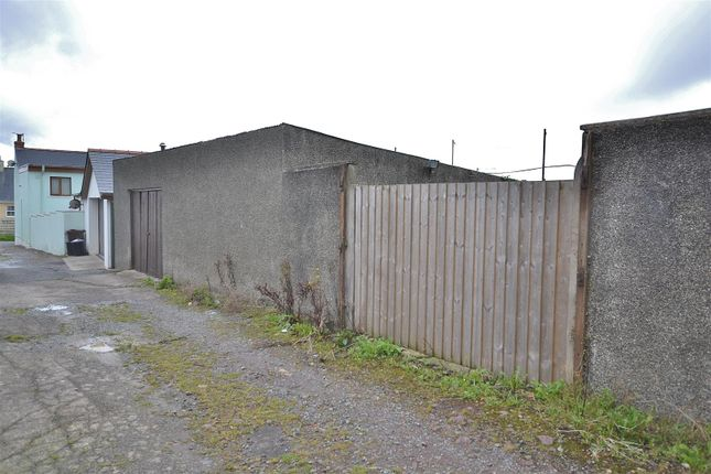 Side Access of Charles Street, Neyland, Milford Haven SA73