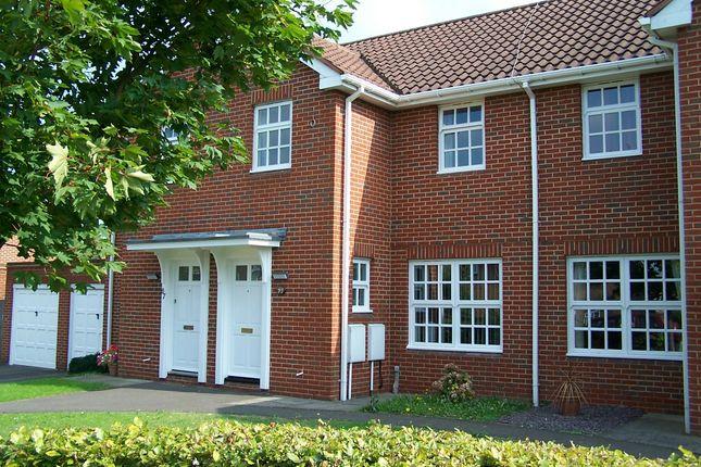 Thumbnail Terraced house to rent in Longcroft Lane, Welwyn Garden City