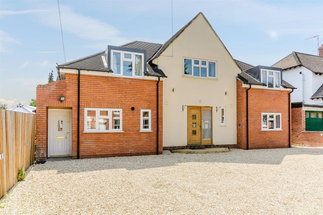 Thumbnail Detached house for sale in Shottery Road, Stratford-Upon-Avon, Warwickshire