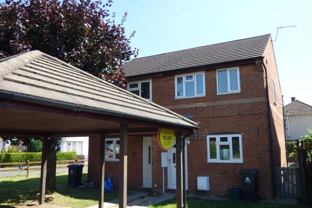 Thumbnail Semi-detached house to rent in Hopes Close, Lydney