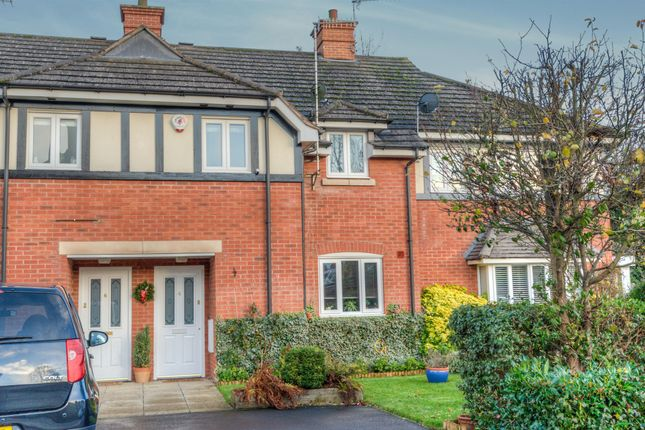 Thumbnail Terraced house for sale in Brownlow Drive, Stratford-Upon-Avon