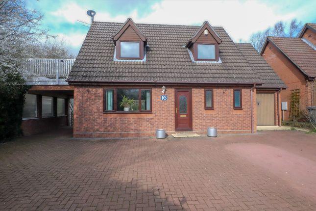 Thumbnail Detached bungalow for sale in Woods Close, Norwich
