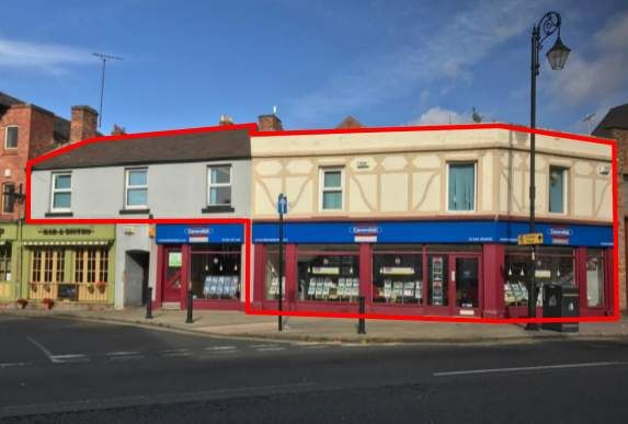 Thumbnail Retail premises to let in 2 Cuppin Street, Chester