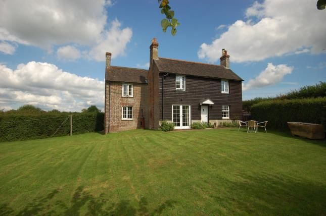 Thumbnail Detached house for sale in Eastbourne Road, Halland, Lewes, East Sussex