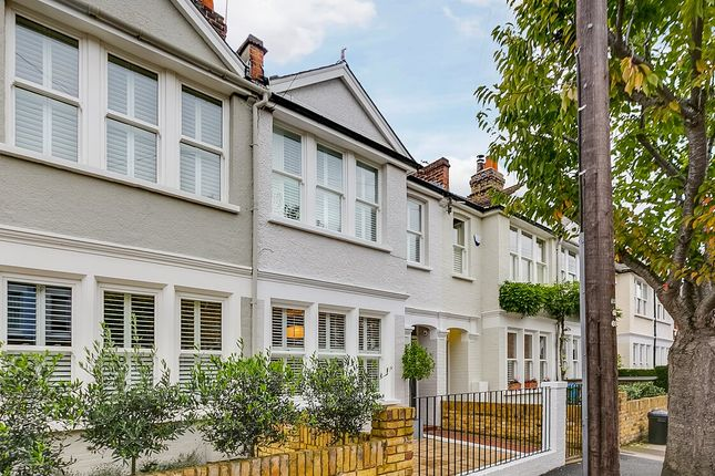 Thumbnail Terraced house to rent in Grosvenor Avenue, London