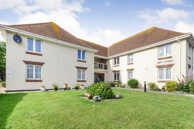 Thumbnail Flat to rent in The Lodge, Brookfield Road, Bexhill On Sea