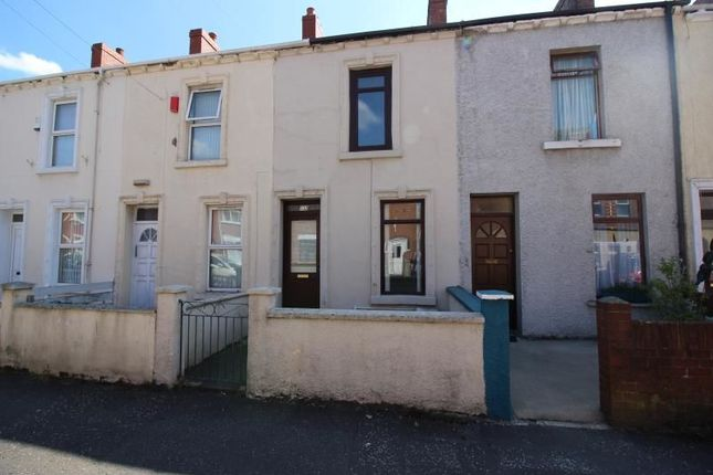 Thumbnail Terraced house to rent in Donnybrook Street, Belfast