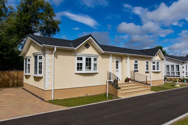 Thumbnail Detached bungalow for sale in Ranksborough Drive, Langham, Oakham