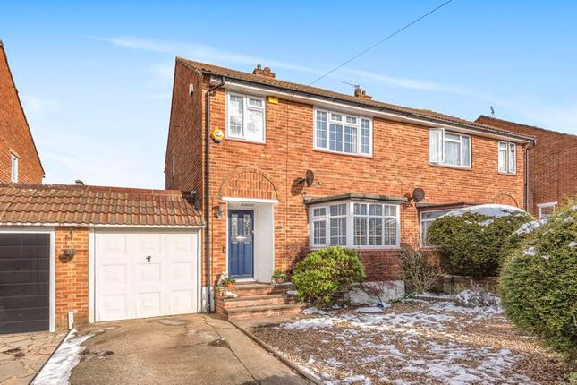Semi-detached house for sale in Avalon Road, Orpington