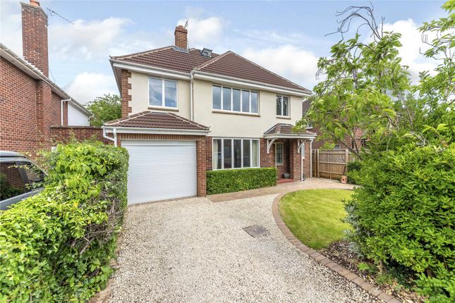 Thumbnail Detached house for sale in Blenheim Drive, North Oxford