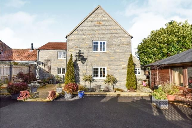 Thumbnail Link-detached house for sale in New Street, Somerton, Somerset