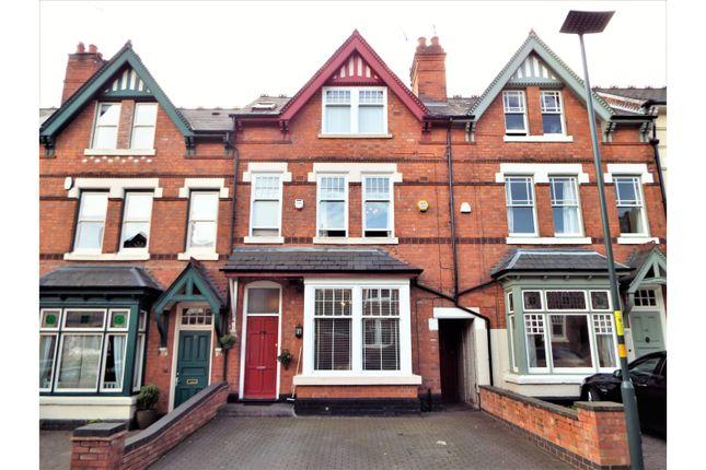 Thumbnail Terraced house for sale in Blenheim Road, Birmingham