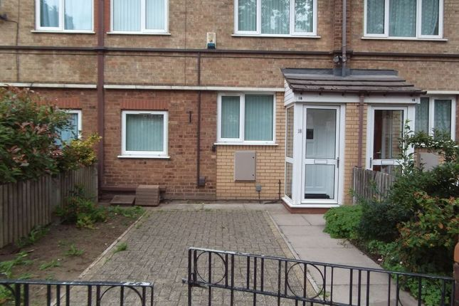 Thumbnail Terraced house to rent in St. Columbas Drive, Rednal, Birmingham