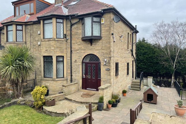 5 bed semi-detached house for sale in Mayo Avenue, Bradford BD5