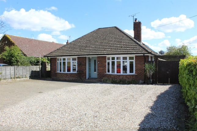 Thumbnail Bungalow to rent in Ransom Road, Woodbridge