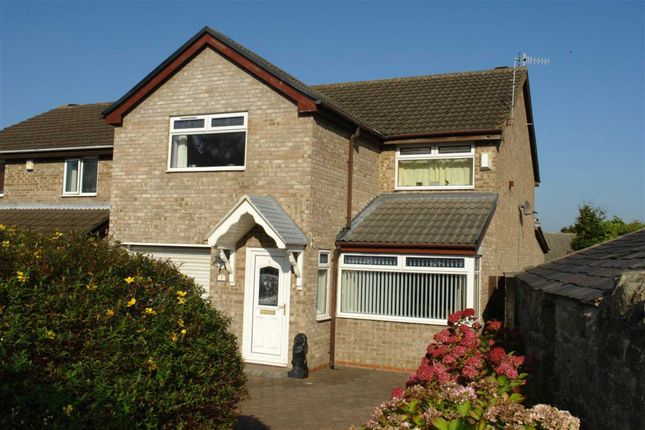 Thumbnail Detached house for sale in St. Thomas Close, Prudhoe