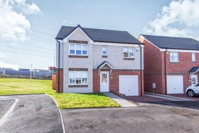 Thumbnail Detached house for sale in Hillhead Drive, Paisley