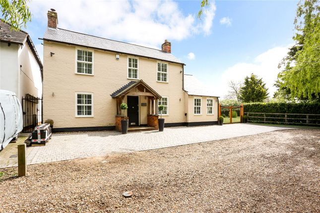 Thumbnail Detached house for sale in Waterside, London Colney, St. Albans, Hertfordshire