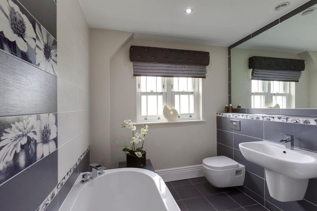 Master En-Suite of Summerley Road, Apperknowle, Dronfield S18