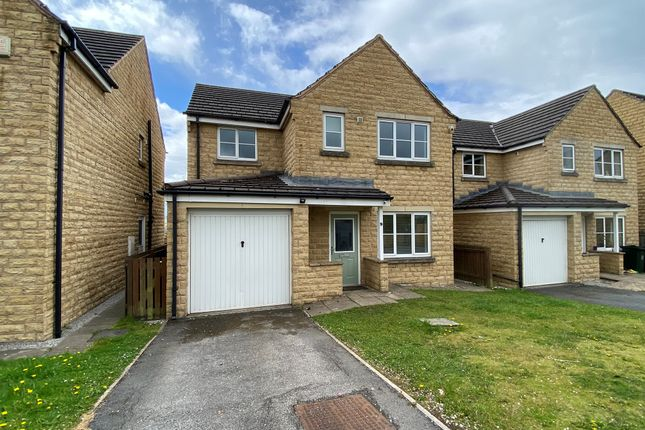 Thumbnail Detached house for sale in Tulyar Court, Bingley