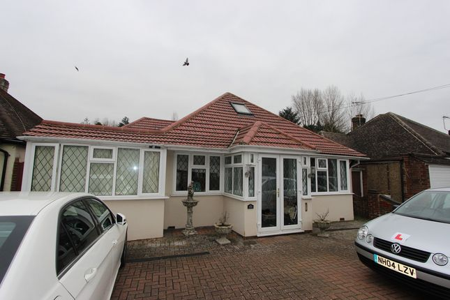 Thumbnail Bungalow to rent in The Greenway, Ickenham