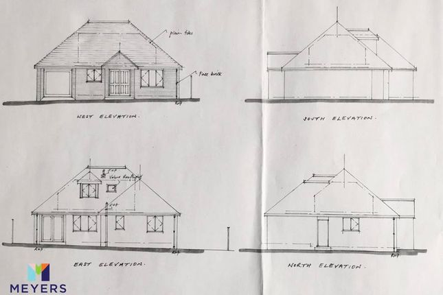 Thumbnail Detached bungalow for sale in Colliers Lane, Wool