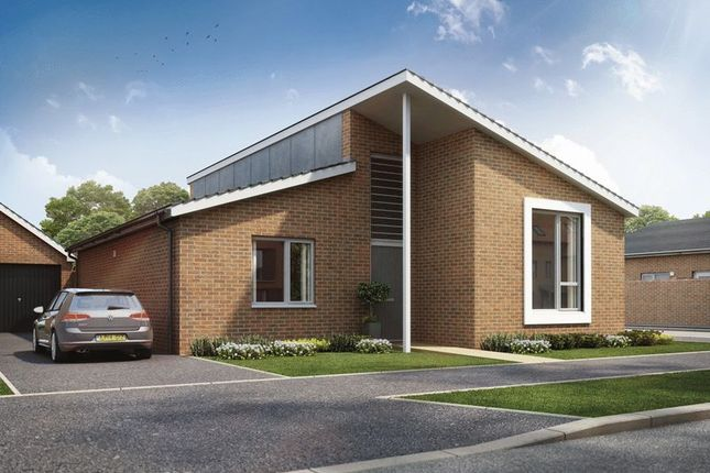 Thumbnail Detached bungalow for sale in The Vincent, Plot 105, Campden Road