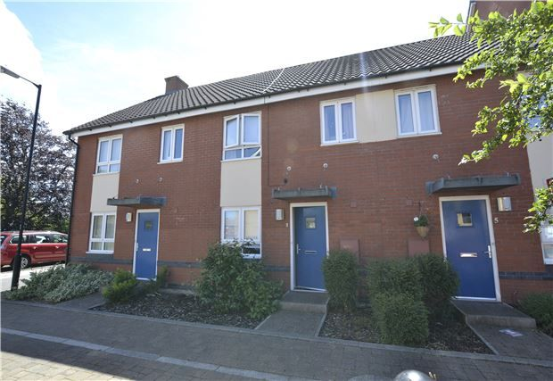 3 bed terraced house for sale in Norton Farm Road, Bristol
