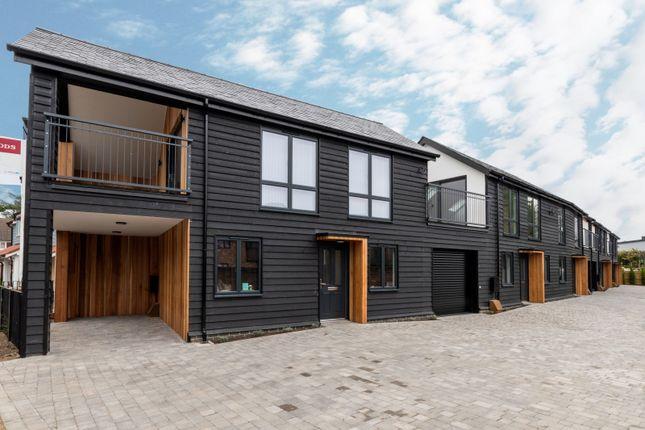 Thumbnail End terrace house for sale in Berrys Lane, Byfleet, West Byfleet