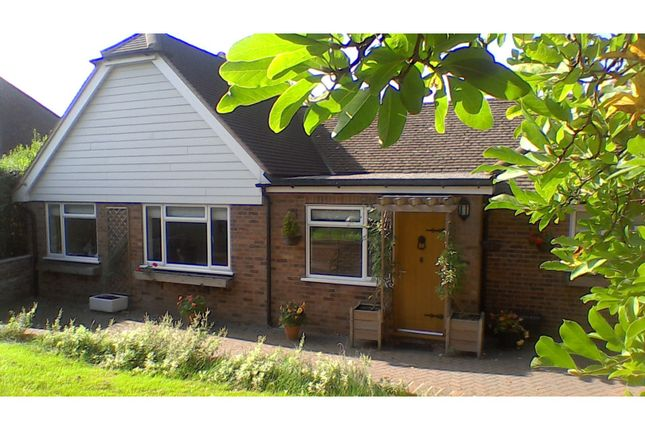 Thumbnail Detached bungalow for sale in Argos Hill, Crowborough
