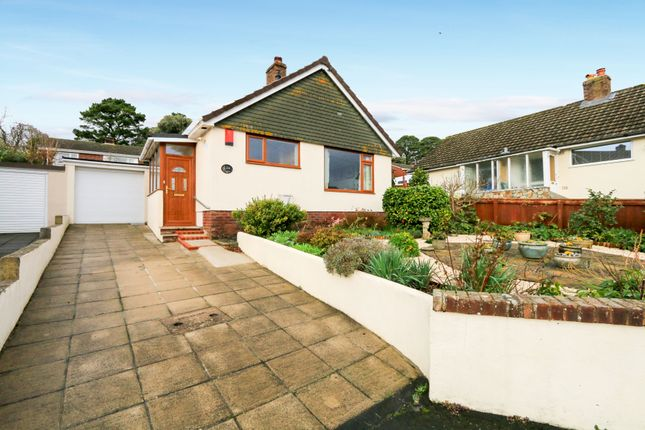 Thumbnail Detached bungalow for sale in Norman Close, Newton Abbot