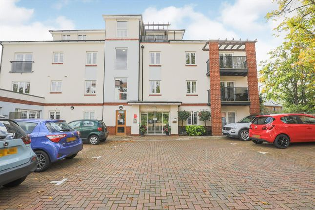 Thumbnail Flat for sale in Wolsey Court, Knighton Park Road, Leicester