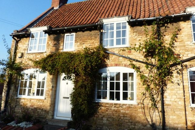 Thumbnail Semi-detached house for sale in Hall Lane, Branston, Lincoln