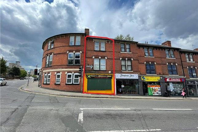 Thumbnail Commercial property for sale in 3 & 3A Radford Road, Nottingham, Nottinghamshire