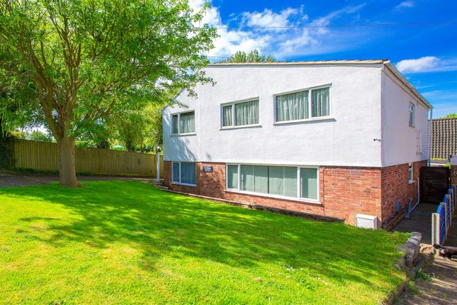 Thumbnail Detached house for sale in Clarke Close, Kettering