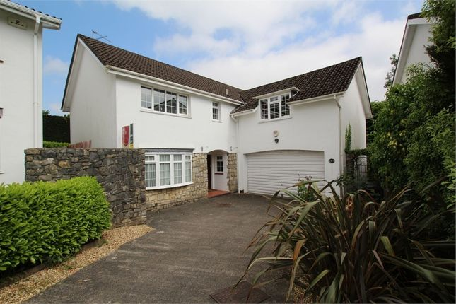 Thumbnail Detached house for sale in Tanglewood Close, Lisvane, Cardiff