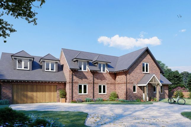 Thumbnail Detached house for sale in Forest View, Brockenhurst